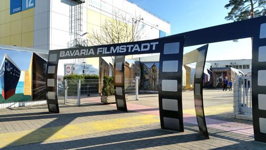 Bavaria Filmstadt Führung