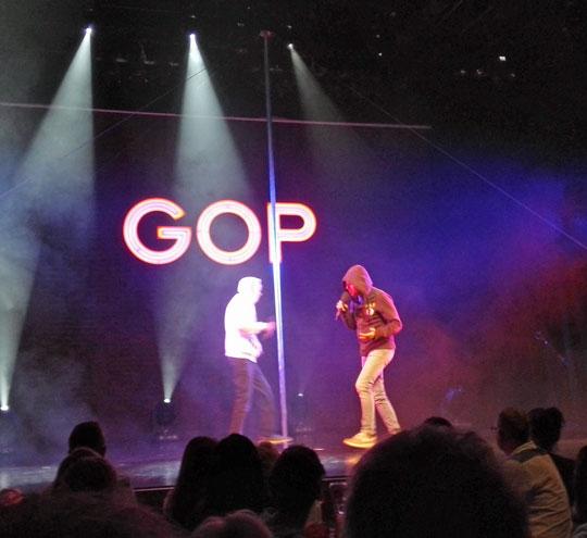 GOP Varieté-Theater für 2 in München