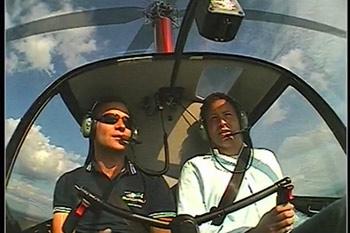 Fallschirm Tandem