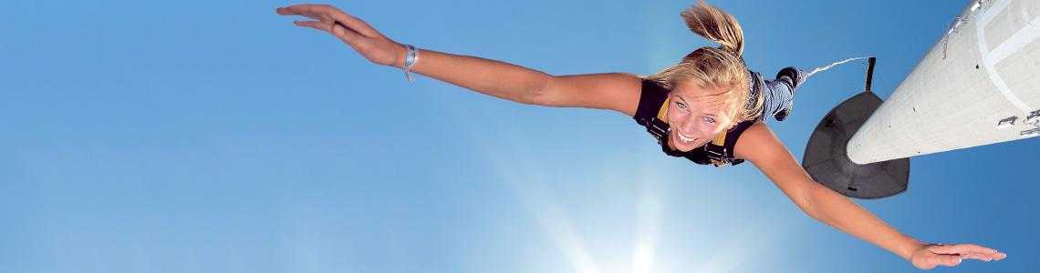 Bungee Jumping Erlebnisse